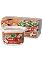 Caramel Apple Dip, Jimmy's Caramel Apple Dip, Apple dip, caramel topping, Jimmy's Caramel Dip