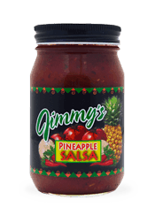 Jimmy's Pineapple Salsa