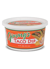 Jimmy's Taco Dip